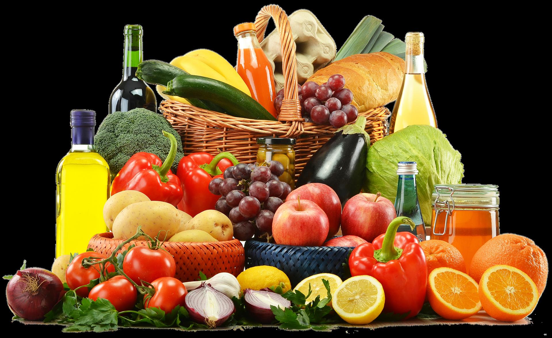 La règle des 3 V pour une alimentation santé.