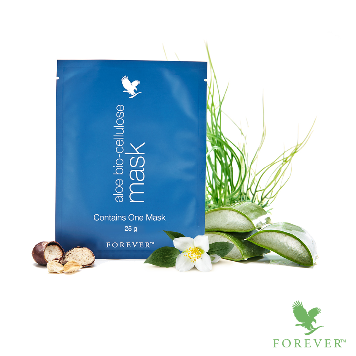 Masque Aloe bio cellulose