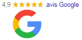 Avis Google Business, Reviews