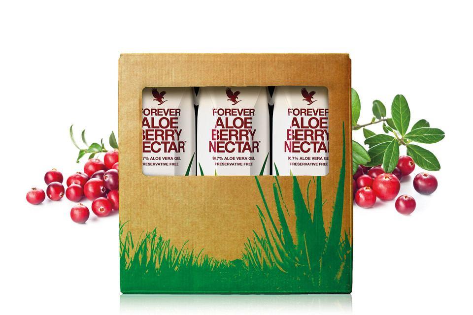 Aloe Berry Nectar Réf. 3734