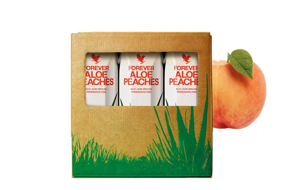 Aloe Pêche Tripack Réf. 3777