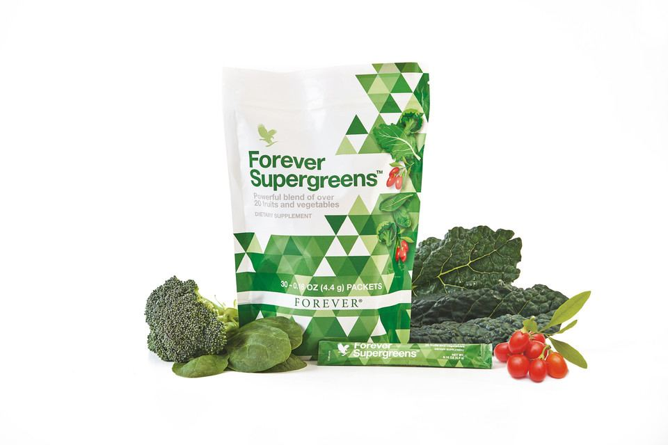 Forever Supergreens Réf. 621
