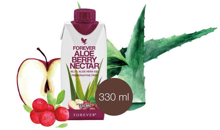 Aloe Berry Nectar 330ml Réf. 73512