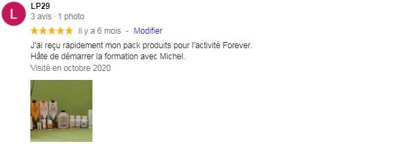 Avis5 Google Business, Reviews